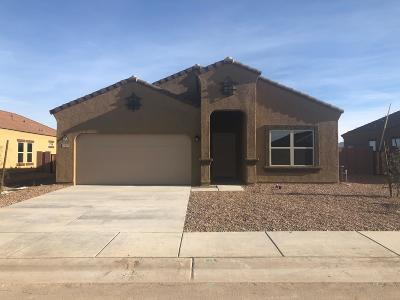 Marana Single Family Home For Sale: 11665 W Fayes Glen Drive