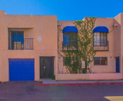 Tucson Townhouse For Sale: 222 E Pastime Road