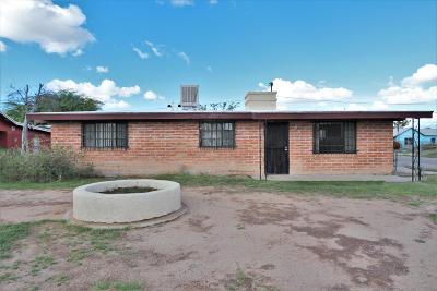 Tucson Single Family Home For Sale: 302 W Missouri Street