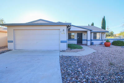 Tucson Single Family Home For Sale: 5991 N Belbrook Drive