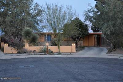 Pima County Single Family Home For Sale: 6950 E Lurlene Drive