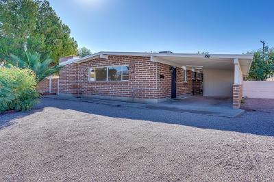Tucson Single Family Home For Sale: 2232 E Glenn Street