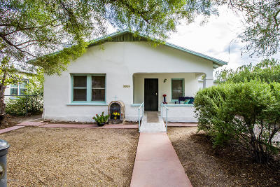 Pima County Single Family Home For Sale: 235 W 30th Street