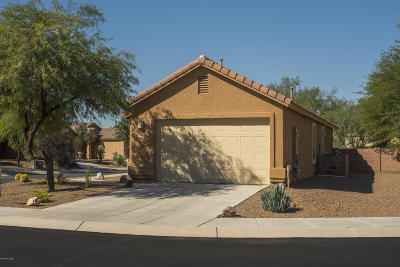 Marana Single Family Home Active Contingent: 12825 N Ponderay Drive NW