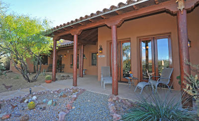 Pima County Single Family Home For Sale: 16810 S Sycamore Ridge Trail