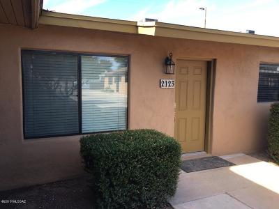 Tucson Condo For Sale: 2123 N Columbus Boulevard