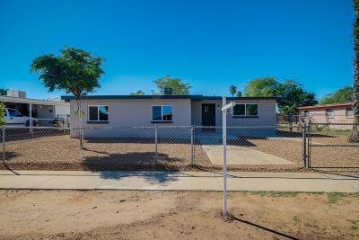 Pima County Single Family Home For Sale: 5812 S Aldorn Drive