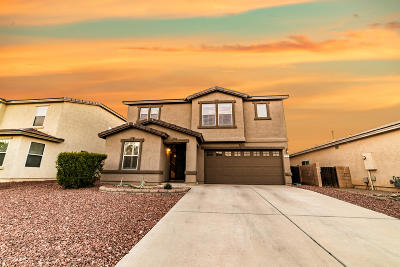 Tucson Single Family Home For Sale: 10127 N Blue Crossing Way