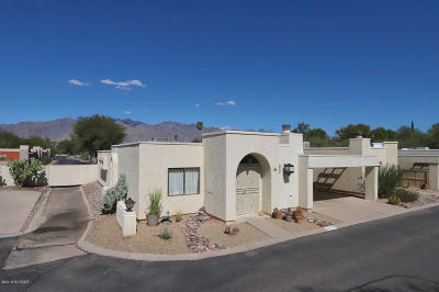 Pima County, Pinal County Townhouse For Sale: 4459 E Mossy Brook Place