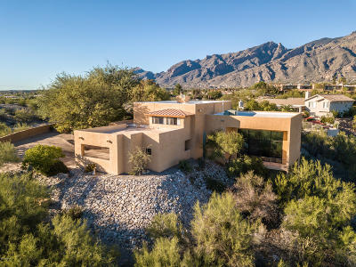 Tucson Single Family Home For Sale: 5350 N Swan Road