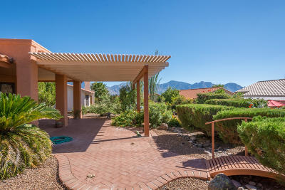 Oro Valley Single Family Home For Sale: 14645 N Spanish Garden Lane