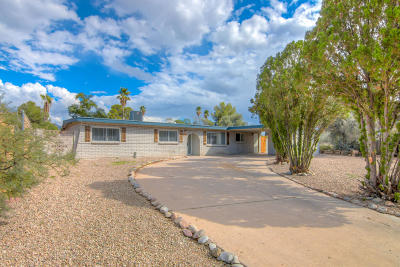 Pima County, Pinal County Single Family Home For Sale: 9718 E Golf Links Road
