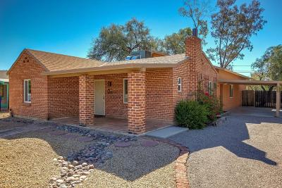 Pima County Single Family Home For Sale: 2902 E 10th Street