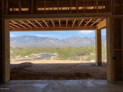 Oro Valley Single Family Home Active Contingent: 13953 N Flint Peak Place