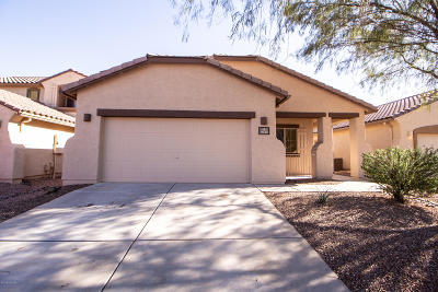 Tucson AZ Single Family Home For Sale: $245,000