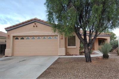 Pima County Single Family Home For Sale: 6277 W Mesa Garden Drive