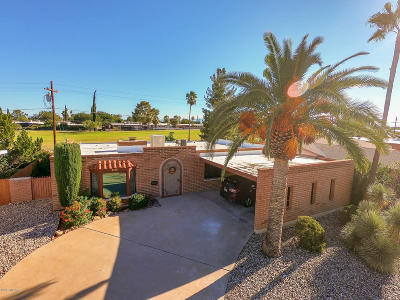 Tucson Single Family Home For Sale: 8712 E Olympic Club Circle