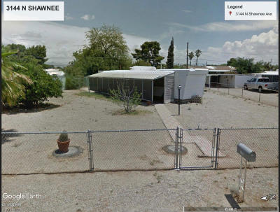 Pima County, Pinal County Manufactured Home For Sale: 3144 N Shawnee Avenue