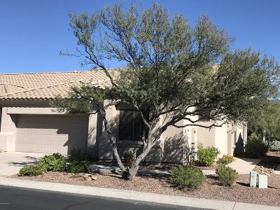 Oro Valley Townhouse For Sale: 13401 N Rancho Vistoso Boulevard #128
