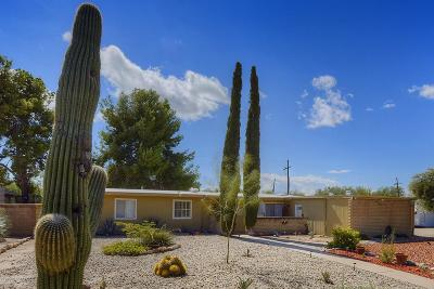 Tucson Single Family Home For Sale: 7530 E Calle Los Arboles