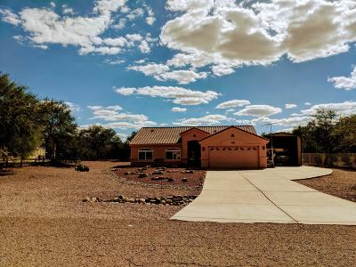 Rio Rico Single Family Home For Sale: 29 Camino Olympia