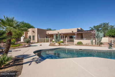Single Family Home For Sale: 2655 W Montierra Place