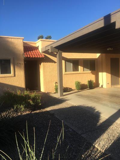 Tucson AZ Townhouse For Sale: $152,000