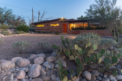 Pima County Single Family Home For Sale: 39 W Suffolk Drive