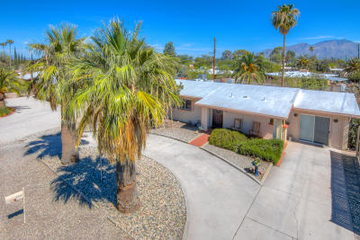 Tucson Single Family Home For Sale: 5457 E 10th Street