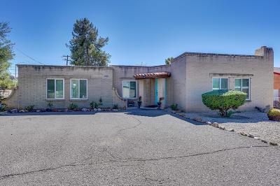 Tucson Single Family Home For Sale: 5772 E Helen Street