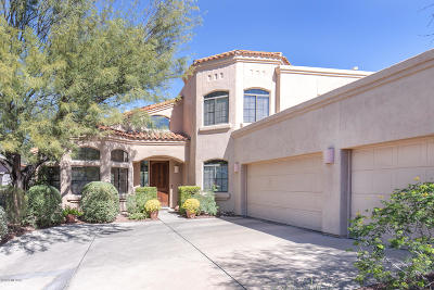 Tucson Single Family Home For Sale: 3771 E Calle Del Cacto