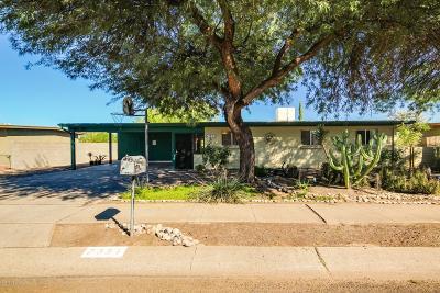 Tucson Single Family Home For Sale: 7321 E 42nd Street