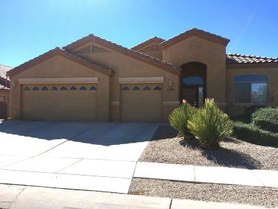 Tucson Single Family Home For Sale: 6509 W Ivy Mountain Way