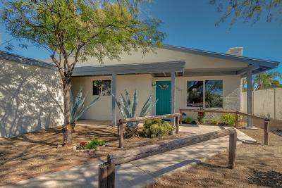 Tucson Single Family Home For Sale: 8901 E Old Spanish Trail