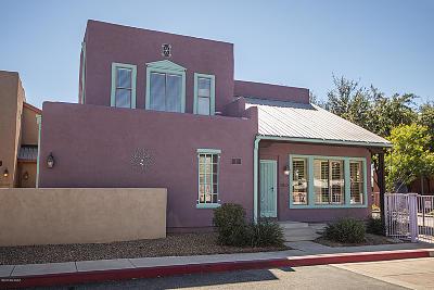 Tucson Single Family Home For Sale: 5262 E Calle Vista De Colores