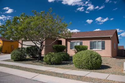 Tucson Single Family Home For Sale: 8438 W Shearwater Drive