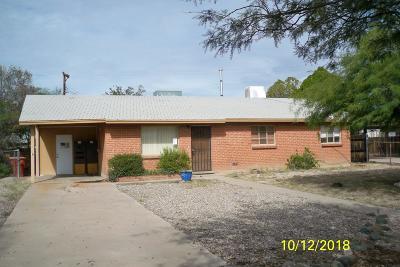 Tucson Single Family Home For Sale: 2511 E Winchester Vista Vista