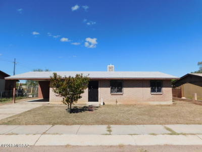 Tucson Single Family Home For Sale: 3681 E Drydock Place