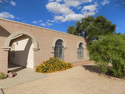 Tucson Single Family Home For Sale: 3336 W Sophia Street