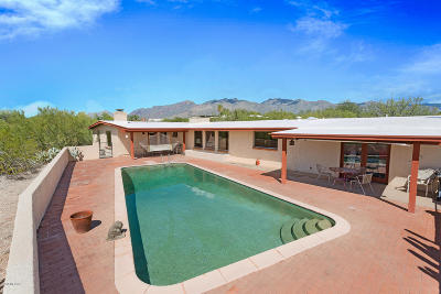 Tucson Single Family Home For Sale: 4055 N Camino Gacela
