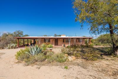 Tucson Single Family Home For Sale: 12650 W Cornell Drive