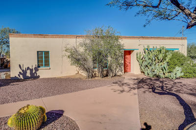 Tucson Single Family Home For Sale: 3825 N Tyndall Avenue