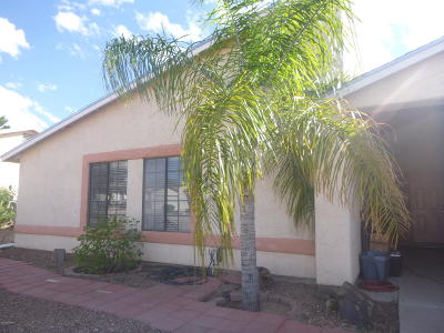 Tucson Single Family Home For Sale: 6885 N De Chelly Loop