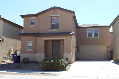 Tucson Single Family Home For Sale: 4190 E Deer Dancer Way