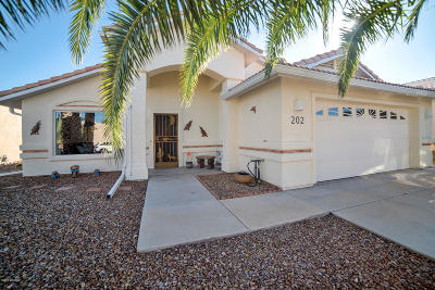 Green Valley Single Family Home For Sale: 202 E Calle Pulsera