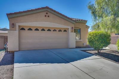 Tucson Single Family Home For Sale: 6265 W Ocotillo Meadow Drive