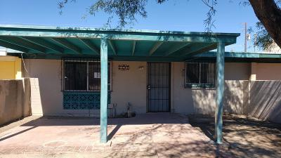 Tucson Townhouse For Sale: 3647 E 33rd Street