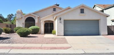 Tucson Single Family Home For Sale: 260 S Candlestick Drive