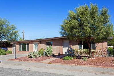 Tucson Single Family Home For Sale: 8601 E Hawthorne Street