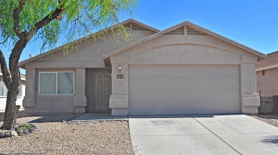 Tucson Single Family Home For Sale: 2189 S St Suzanne Drive